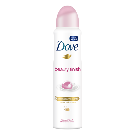 Dove Antitranspirante Beauty Finish Aerosol 100g