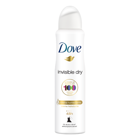 Dove Antitranspirante Invisible Dry Aerosol 100g