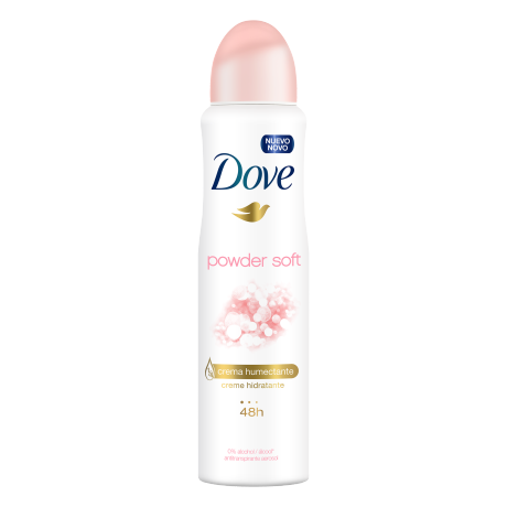 Dove Antitranspirante Powder Soft Aerosol 100g