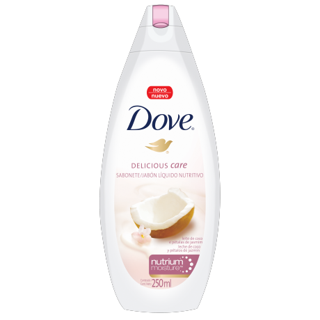 Dove Shower Coco 250ml