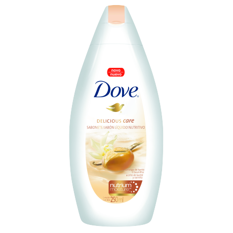 Dove Shower Karite 250ml