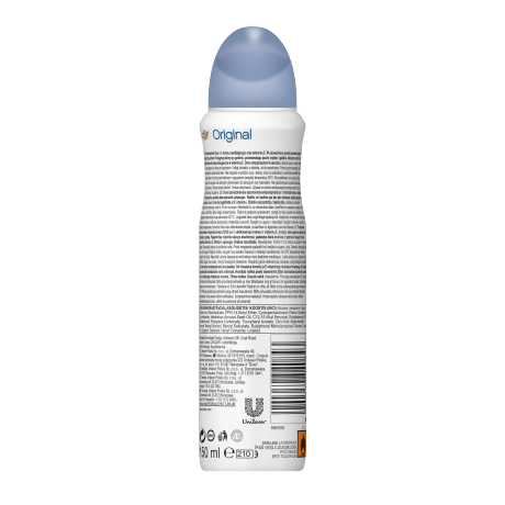 DOVE WOMAN ORIGINAL AEROSOL ANTI-PERSPIRANT