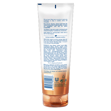 Dove_Advanced Hair Series Quench Absolute shampoo for curly and wavy h