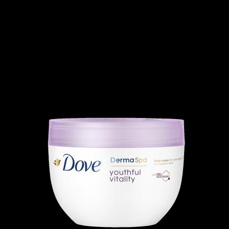 Dove DermaSpa krem do ciała do skóry dojrzałej i bardzo suchej Youthful Vitality 300ml