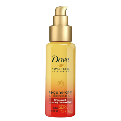 Dove серум олио за коса Advanced Regenerate Nourishment 50ml