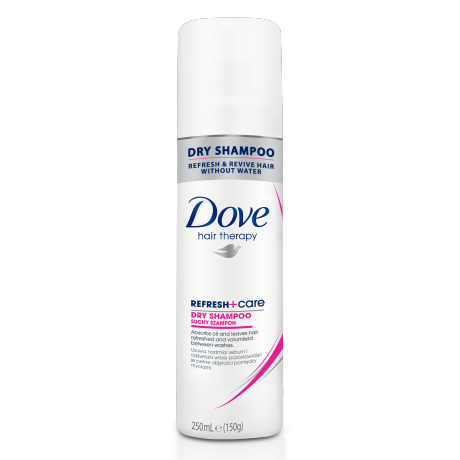 Suchý šampon Dove Hair Therapy 250ml