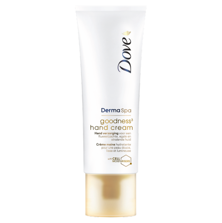 Dove Crema de maini DermaSpa Goodness³ 75ml