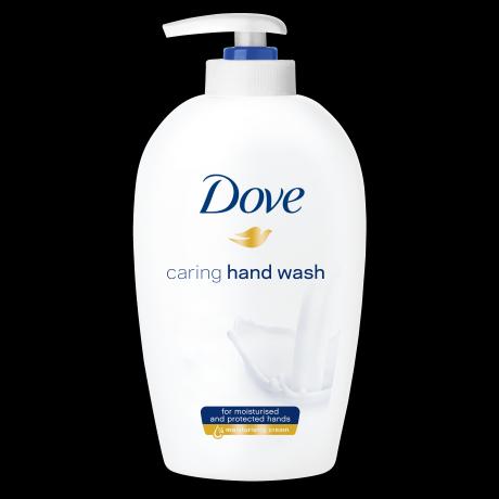 Tekuté mydlo Dove Original 250ml