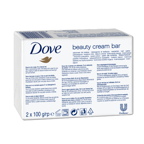 PNG - Dove Original Beauty Cream Bar BOP 2x100G 8000700000012 DE