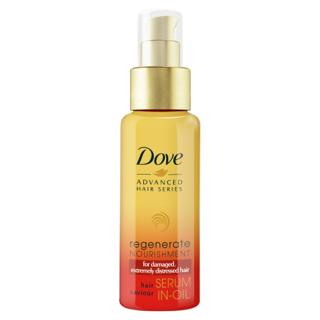 Dove Advanced Hair Series Regenerate Nourishment Serum-in-Oil 50 ml