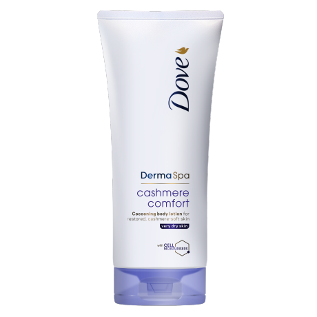 Dove DermaSpa Cashmere Body Lotion 200 ml