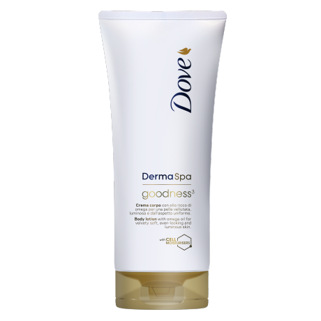 Dove DermaSpa Goodness³ Body Lotion 200 ml