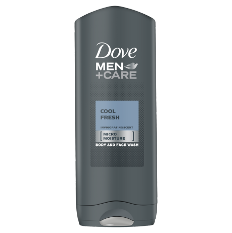Dove Men+Care Cool Fresh gel za tuširanje 400ml