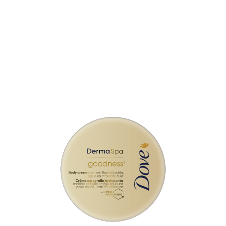 PNG - Dove Cream Goodness 3 Lid 300ml 40133218 FR