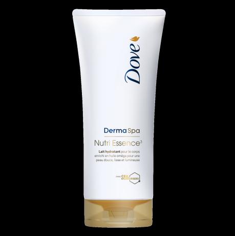 Lait hydratant DermaSpa Nutri Essence³ 200ml
