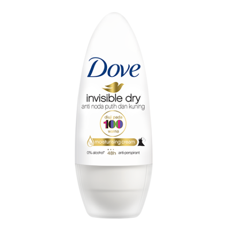 Dove Men+Care Invisible Dry roll-on déodorant 50ml