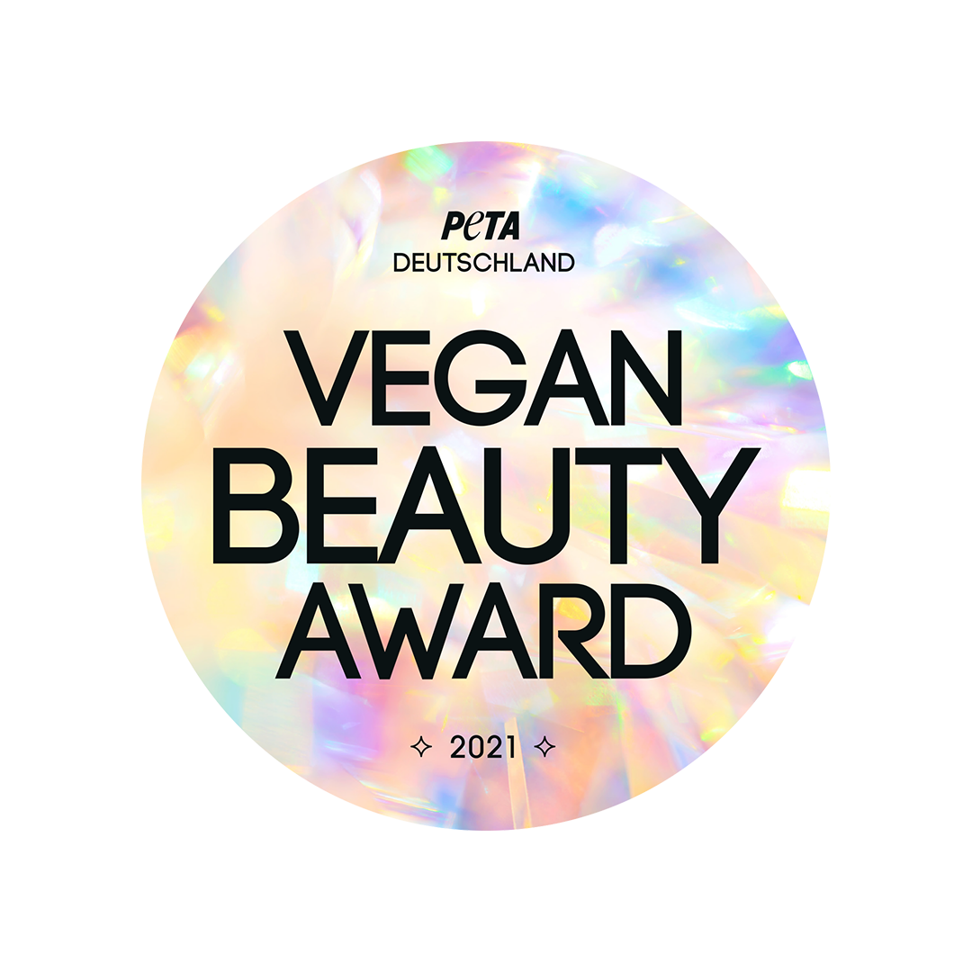 PETA Vegan Beauty Award 2021