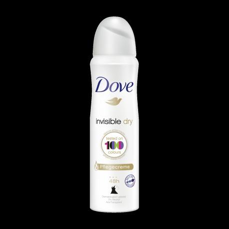 Invisible Dry Anti-Transpirant-Spray