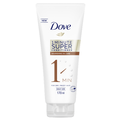 Dove 1 Minute Super Conditioner Oil Care 170ml