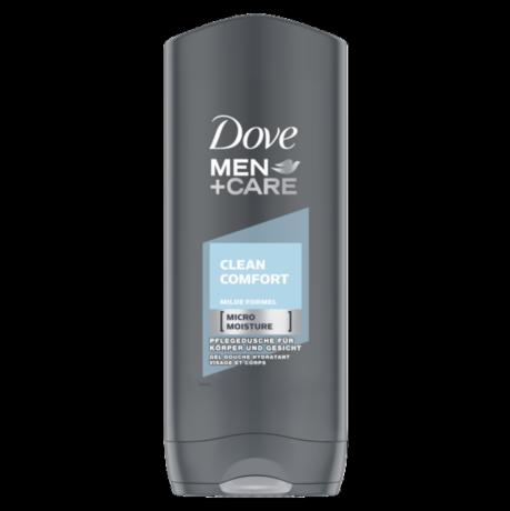 Dove MEN+CARE Pflegedusche Clean Comfort 250 ml