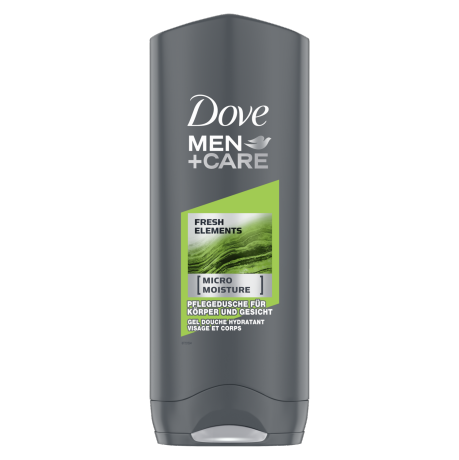 Dove MEN+CARE Fresh Elements Pflegedusche 250 ml