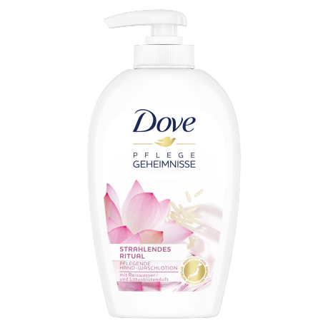 Dove Pflegende Hand-Waschlotion Strahlendes Ritual 250 ml