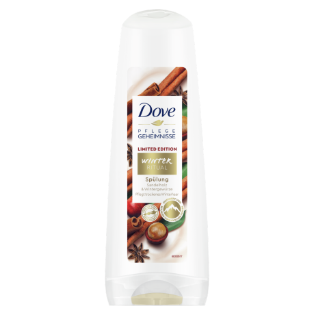 Dove Limited Edition Winter-Ritual Sandelholz & Wintergewürze 200 ml