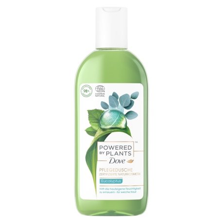 Powered by Plants Pflegedusche Eucalyptus 250ml