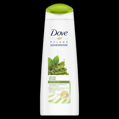 Detox Ritual Shampoo mit Matcha und Reismilch