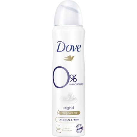 Original 0% Deodorant-Spray