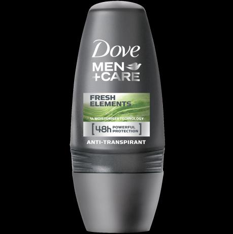 Dove MEN+CARE Fresh Elements Anti-Transpirant-Roll-On 50 ml