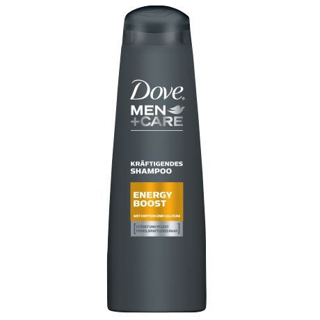 Dove MEN+CARE Energy Boost Shampoo 250 ml