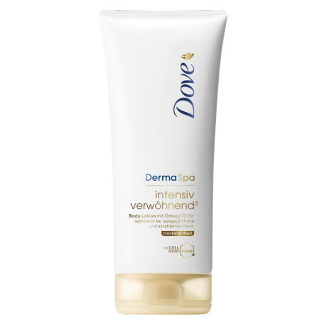 Dove DermaSpa Intensiv Verwöhnend³ Body Lotion 200 ml
