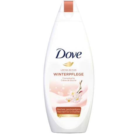 Dove Winterpflege Limited Edition Cremedusche 250 ml