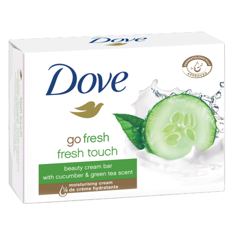 Dove Beauty Cream Bar Go Fresh Fresh Touch 100 g