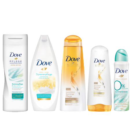 Dove Summer Breeze