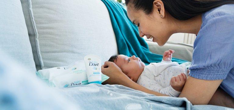 Massage pour bébés