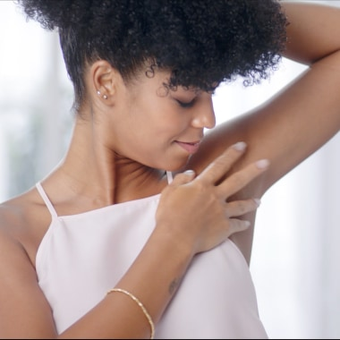Dove Care for your underarm skin like never before
