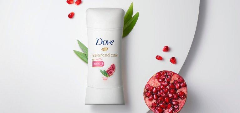 Dove Stick antiperspirant deodorant