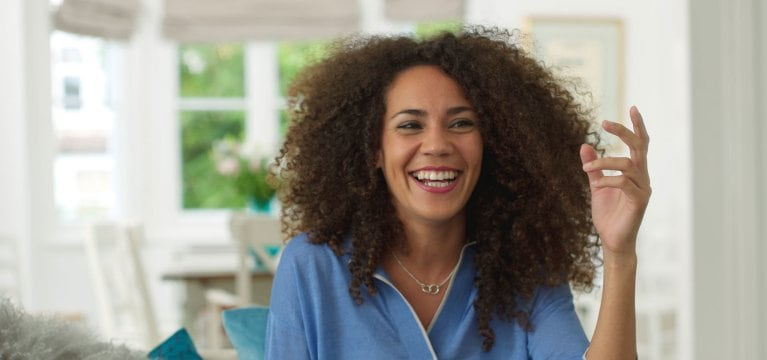 How to transition to natural hair by women who've been there