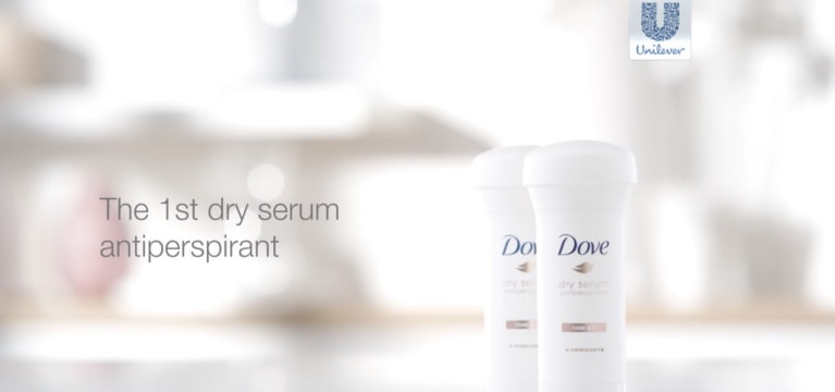 Dove Dry Serum Antiperspirant