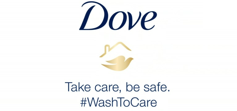 Dove #WashToCare