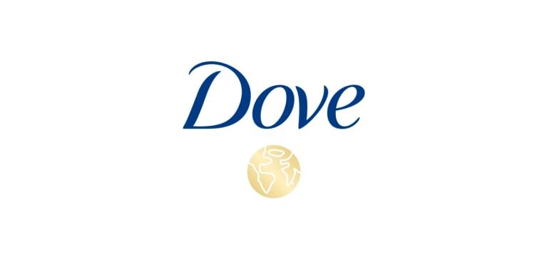 Dove Homepage