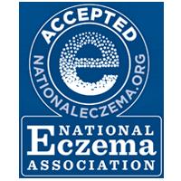 National Eczema Association Seal of Acceptance