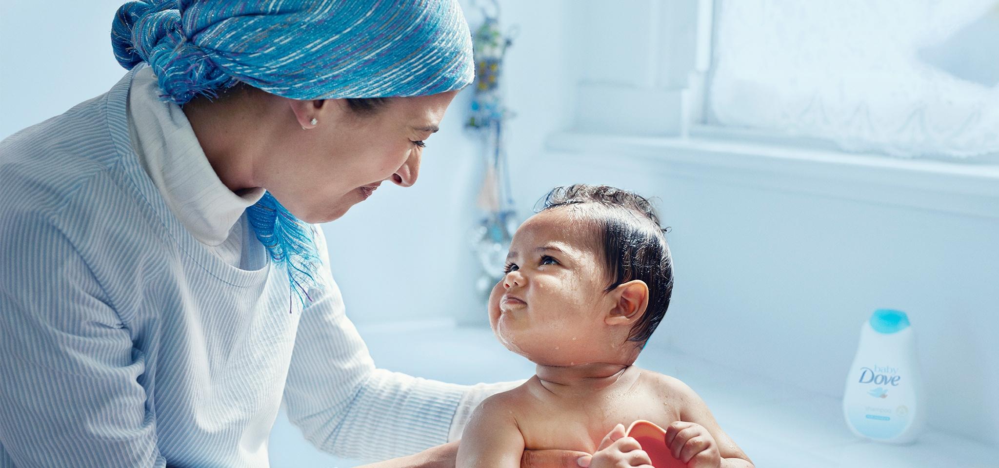 Baby Shampoo – Baby Dove