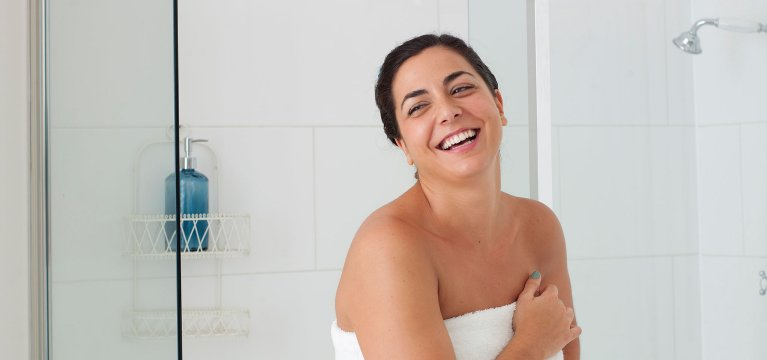 Dove Tips de baño y lavado