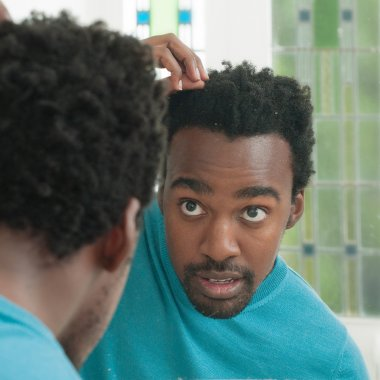 Dove Hair care tips for men