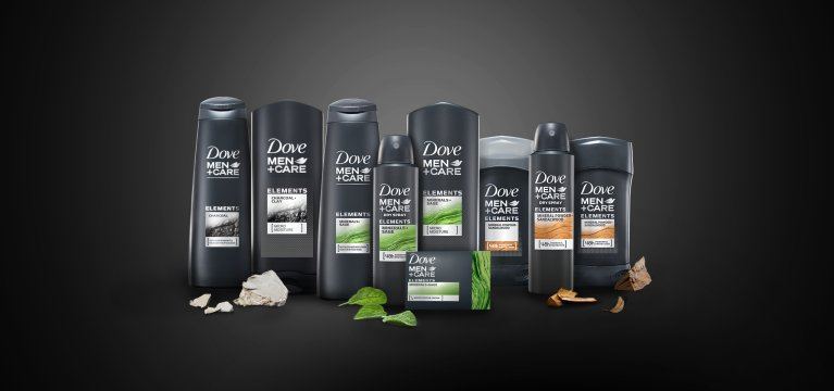 Dove Men+Care Elements