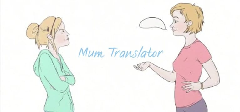 Dove Mum Translator
