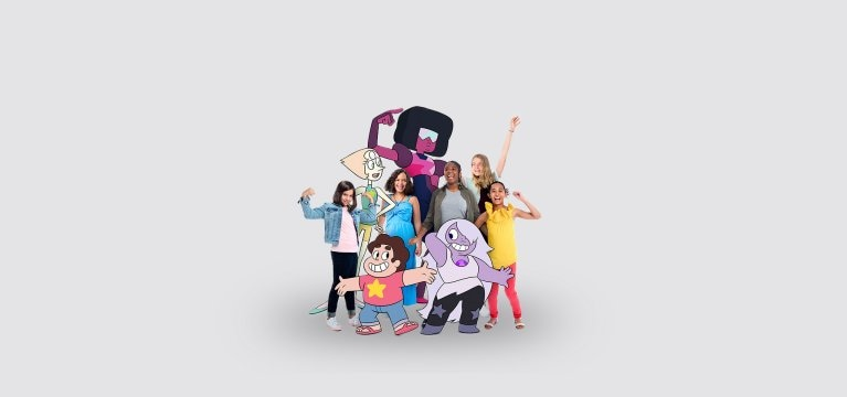 Dove y Cartoon Network: Nuestros episodios